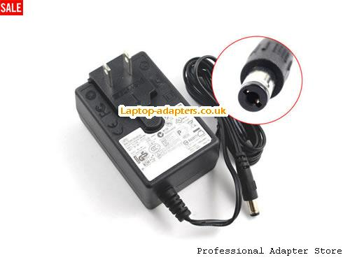 UK AC/DC Power Adapter Charger For Bose SoundLink Mini Bluetooth PSA10F-120 Speaker -- APD12V1.5A18W-5.5x2.5mm-US