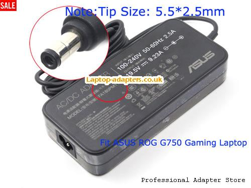 0A001-00260100 Laptop AC Adapter, 0A001-00260100 Power Adapter, 0A001-00260100 Laptop Battery Charger ASUS19.5V9.23A180W-5.5x2.5mm