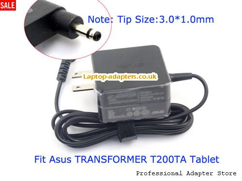 010BLF Laptop AC Adapter, 010BLF Power Adapter, 010BLF Laptop Battery Charger ASUS19V1.75A33W-3.0X1.0mm-US
