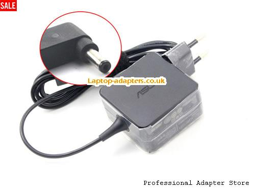 0A001-00330100 Laptop AC Adapter, 0A001-00330100 Power Adapter, 0A001-00330100 Laptop Battery Charger ASUS19V1.75A33W-4.0X1.35mm-EU-O