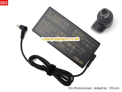 UK Genuine Asus A17-120P2A AC Adapater 20v 6A 120W Power Supply For Gaming PC -- ASUS20V6A120W-6.0x3.7mm