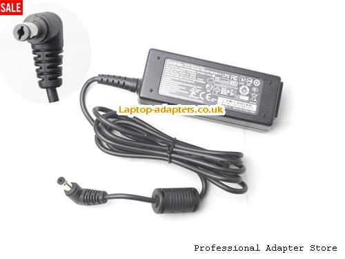 UK DARFON 19V 2.1A 40W BA01-J AC Adapter power charger -- DARFON19V2.1A40W-5.5x1.7mm