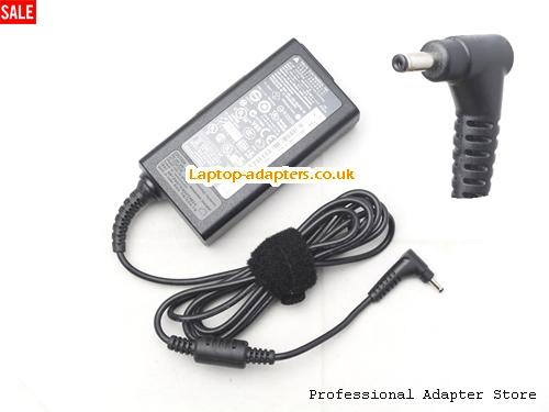 UK Genuine Adapter Acer Iconia W700 Aspire S5 S7 series S5-391 S7-391 power charger -- DELTA19V3.42A65W-3.0x1.0mm