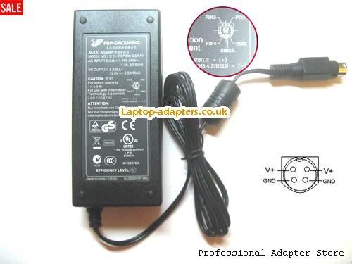 DIGITALREKORDER TVVR30003 Laptop AC Adapter, DIGITALREKORDER TVVR30003 Power Adapter, DIGITALREKORDER TVVR30003 Laptop Battery Charger FSP12V2.5A30W-4PIN