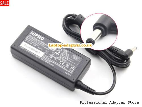 UK MAKE THE Switch to HIPRO AC Adapter HP-OK065B03 19V 3.43A 65W -- HIPRO19V3.43A65W-5.5x2.5mm