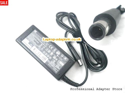 608425-004 Laptop AC Adapter, 608425-004 Power Adapter, 608425-004 Laptop Battery Charger HP18.5V3.5A65W-7.4x5.0mm