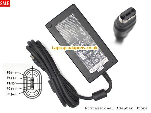 0415B1980 Laptop AC Adapter, 0415B1980 Power Adapter, 0415B1980 Laptop Battery Charger HP19V9.5A180W-OVALMUL