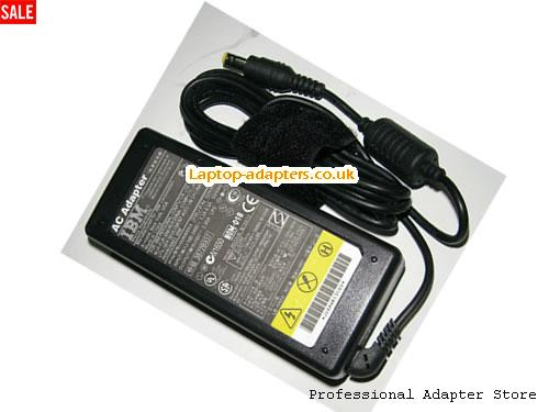 02K6543 Laptop AC Adapter, 02K6543 Power Adapter, 02K6543 Laptop Battery Charger IBM19V3.16A60W-5.5x2.5mm