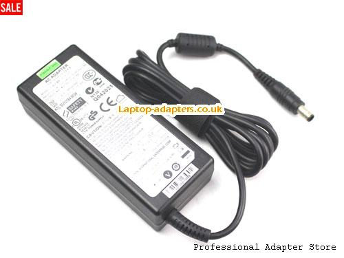 0455A1990 Laptop AC Adapter, 0455A1990 Power Adapter, 0455A1990 Laptop Battery Charger KTL19V4.74A90W-6.4x4.4mm