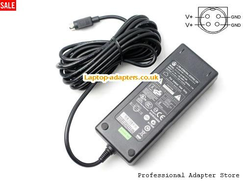 0452B1280 Laptop AC Adapter, 0452B1280 Power Adapter, 0452B1280 Laptop Battery Charger LCDLS12V6.67A80W-4PIN