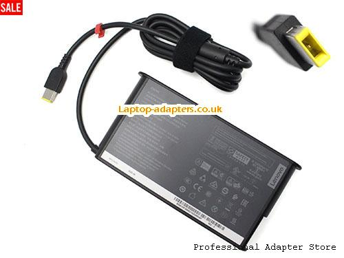 02DL142 Laptop AC Adapter, 02DL142 Power Adapter, 02DL142 Laptop Battery Charger LENOVO20V11.5A230W-rectangle-Thin