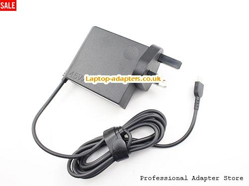00HM649 Laptop AC Adapter, 00HM649 Power Adapter, 00HM649 Laptop Battery Charger LENOVO20V2.25A45W-TYPE-C-UK