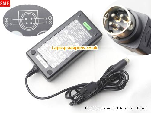 0217B1250 Laptop AC Adapter, 0217B1250 Power Adapter, 0217B1250 Laptop Battery Charger LS12V4.16A50W-4PIN