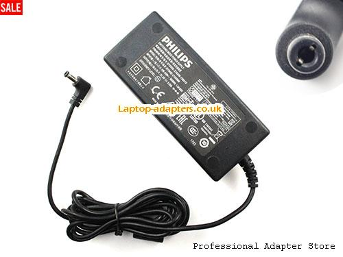 UK Genuine Philips DSY602-210309-13801D AC Adapter 21.0v 3.09A 65W DYS602-110309W Power Supply -- PHILIPS21V3.09A64.89W-5.5x2.5mm