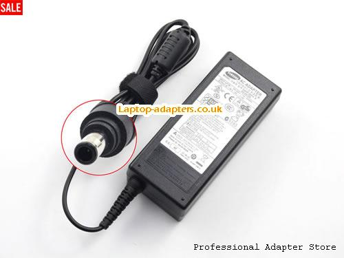 0335C1960 Laptop AC Adapter, 0335C1960 Power Adapter, 0335C1960 Laptop Battery Charger SAMSUNG19V3.16A60W-5.5x3.0mm