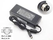 Genuine FSP FSP150-AHAN1 Power Supply 12v 12.5A ac adapter with 4 pin FSP 12V 12.5A Adapter