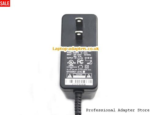 Image 3 for UK Original AcBel Swithing Adapter 5V 2A WA8078 ID D91G Power Supply C1016185485B for Router Power Supply TP-Link AC Adapter -- ACBLE5V2A10W-5.5x2.5mm-US