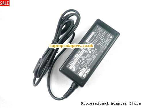 Image 3 for UK PA-1650-02 AC Adapter Charger for ASUS W6FP A3E A8F F9F W7F A8H X50 A3H L2E X50RL -- ASUS19V3.42A65W-5.5x2.5mm-RIGHT-ANGEL