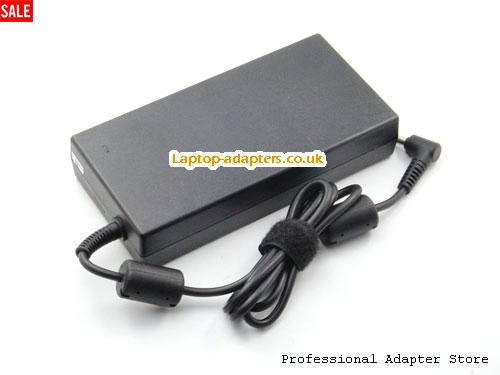 Image 2 for UK Genuine Chicony A12-230P1A AC adapter 230W 19.5v 11.8A For MSI Gaming Notebook -- CHICONY19.5V11.8A230W-5.5x2.5mm