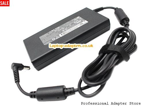 Image 2 for UK Genuine Chicony A17-180P4A Ac Adapter A180A025P 19.5v 9.23A 180W Power Supply Small Type -- CHICONY19.5V9.23A180W-5.5x2.5mm-small