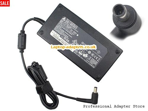Image 1 for UK Original ADP-230EB T AC Adapter Charger for ASUS G750JH Series G750JH-DB71 G750JH-DB72-CA G750JZ-T4024H Gaming Laptop 19.5V 11.8A Power -- DELTA19.5V11.8A230W-7.4x5.0mm