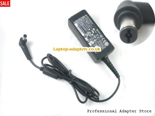 Image 1 for UK 19V 2.1A FSP040-RAB Power Charger for ACER Aspire One D255 532h AC761 D255 charger -- DELTA19V2.1A40W-5.5x1.7mm