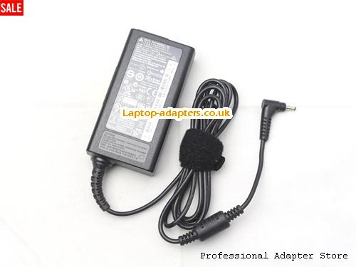 Image 1 for UK Genuine Adapter Acer Iconia W700 Aspire S5 S7 series S5-391 S7-391 power charger -- DELTA19V3.42A65W-3.0x1.0mm