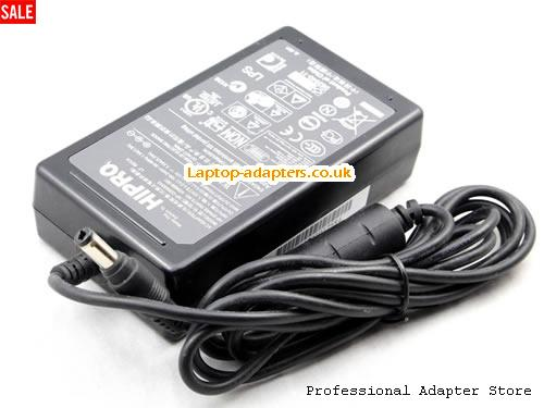 Image 1 for UK Hipro HP-02040D43 439699-001 398616-002 Adapter Charger for HP T30 T5720 T5700 T5710 T5730 -- HIPRO12V3.33A40W-5.5x2.5mm