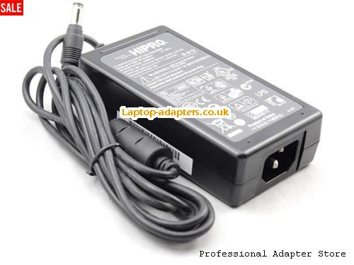 Image 3 for UK Hipro HP-02040D43 439699-001 398616-002 Adapter Charger for HP T30 T5720 T5700 T5710 T5730 -- HIPRO12V3.33A40W-5.5x2.5mm