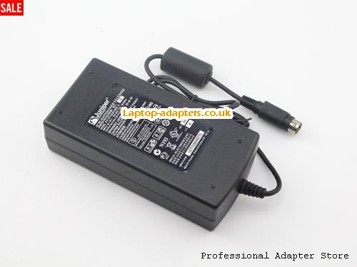 image 1 for  Juniper 12V 6A Laptop AC Adapter, 12V 6A Power Adapter, 12V 6A Laptop Battery Charger JUNIPER12V6A-72W-4PIN