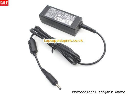 Image 1 for UK New Genuine HKA03619021-8C HKA03619021-6C PA-1400-26 Ac Adapter for TOSHIBA Satellite 10 AT100 AT105-T1032G AT105-T1016G Tablet -- LITEON19V2.1A40W-4.0x2.0mm