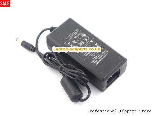 Image 2 for UK SOY SWITCHING SUN-1200500 12V 5A 60W Ac Adapter -- SWITCHING12V5A60W-5.5x2.1mm