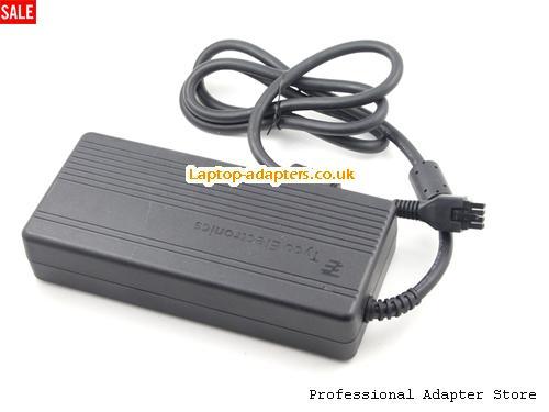 UK GENUINE Tyco Electronics Ac Adapter 12V 20A 240W CAD240121 ELO